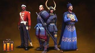 The Asian Dynasties - All Endings