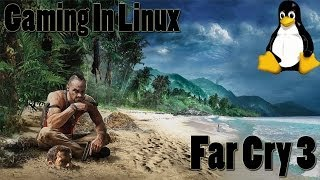 Gaming In Linux : Far Cry 3 (WINE)