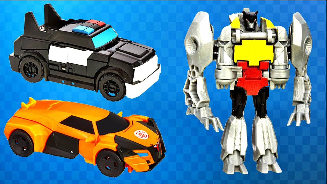 Transformers one step changers robots in disguise wave 3 - Autobot drift transformers 5 ...