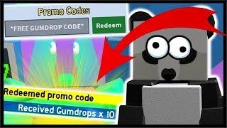 DIESE NEUEN CODES = *FREE* GUMDROPS! | Roblox Bee Schwarm Simulator