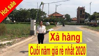 Bán Nhà Bình Chánh - Mặt Tiền Khu Đô Thị 5 Sao Giá Rẻ Nhất 2020 - Sổ Hồng Riêng