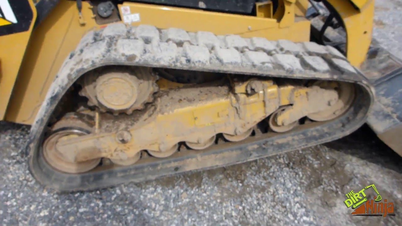 How To: Proper Track Tension - Compact Track Loader