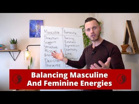 RELATIONSHIPS: Balancing Masculine And Feminine Energies
