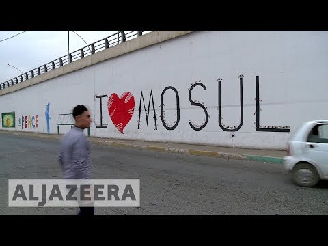 🇮🇶 Iraqis volunteer to rebuild their war-torn country