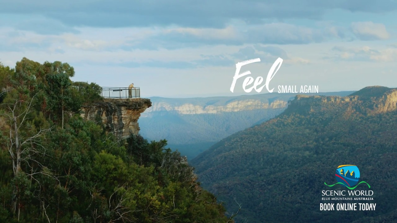 video Scenic World Blue Mountains – Ultimate Discovery Pass