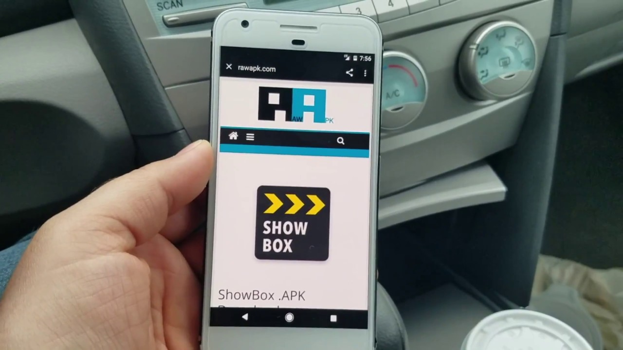 how to download showbox apk for android  #Smartphone #Android