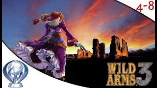 Getting The Wild Arms 3 Platinum Trophy [4-8Live]