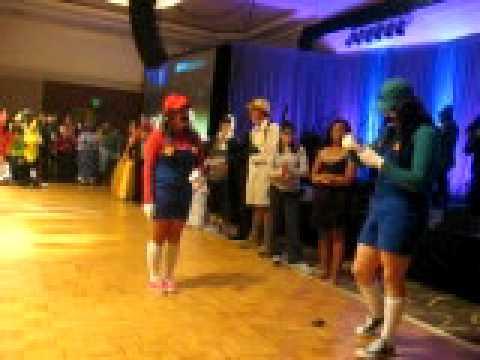 HSA UWC the Westin Halloween Costum Party