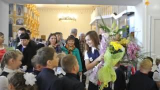 День Знаний в Свято-Екатерининской православной школе г. Судогды. 1 сентября 2015 г.
