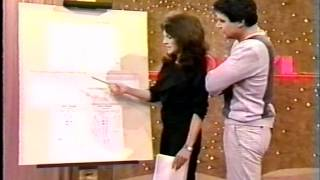 Teymara on the 'Daryl Somers Show' Channel 9 Australia 1980's