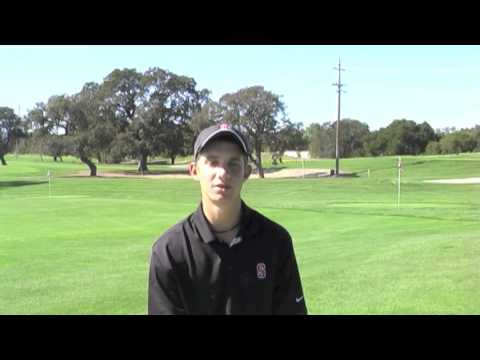 Patrick Rodgers Interview - freshman on Stanford golf team