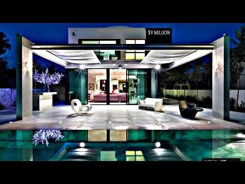 Ultra Modern Contemporary Luxury Villa In Herzliya, Tel Aviv, Israel