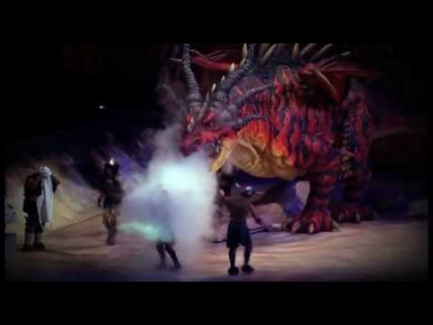 Sneak Peek: How To Train Your Dragon Live Spectacular Pt.3
