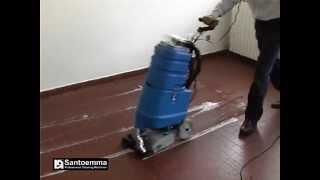 Химчистка ковра ковровым комбайком SharonBrush(, 2015-02-04T10:31:42.000Z)
