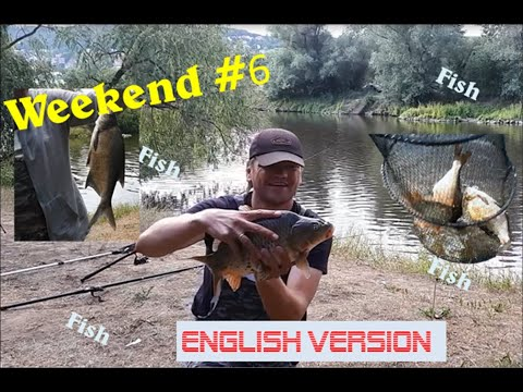 Weekend #6 – English Version - Fishing In Prague, Fishing Secrets And How To Become A Fisherman