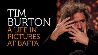 Tim Burton: A Life In Pictures In Pictures Highlights