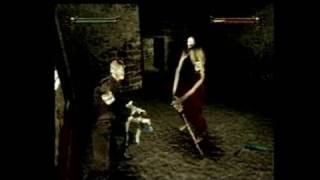 Nightmare Creatures II PlayStation Gameplay_2000_03_24_4