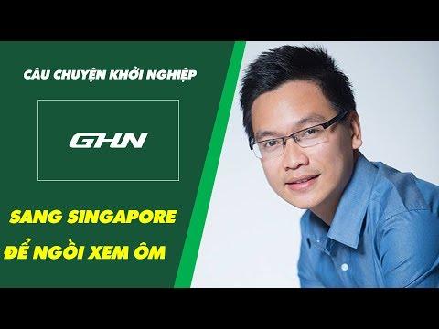 Founder Giao Hàng Nhanh Từng Sang Singapore Chỉ Để