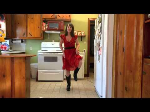 "Clogging In The Kitchen: Irene Kelley Thanks Radio & Listeners, ""Rattlesnake Rattler"""