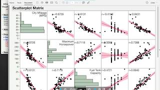 Multivariate Analysis and Advanced Visualization in JMP (12/2017)