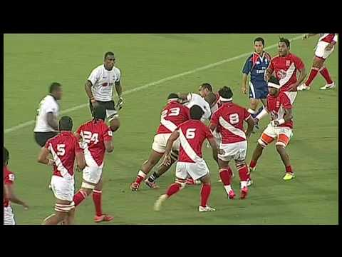 1st Half 1 Fj Warriors vs Tonga A