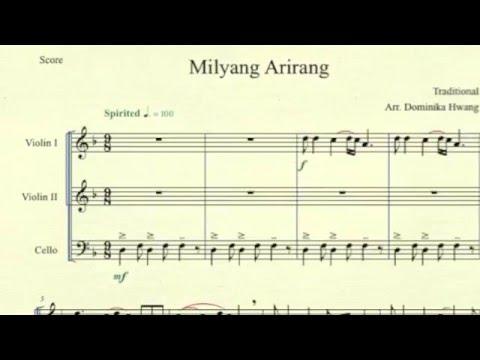 Arirang Music (Milyang Arirang)