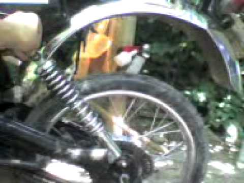 ARAS 72cc - Iran Bike (Dirt tuning) -HONDA CGI-48019