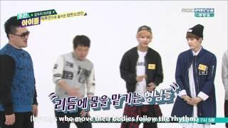 [ENG]140430 BTS Weekly Idol Intro+Raps