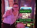 NICE HANDPAY | JACKPOT | HIGH LIMIT SLOTS | QUICK HIT RICHES | ENCORE LAS VEGAS