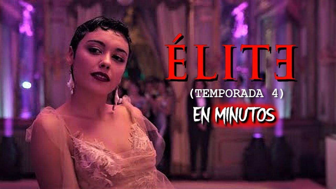 ELITE (Temporada 4) RESUMEN COMPLETO