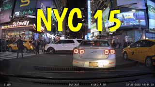 Bad Drivers of New York City! Episode 15