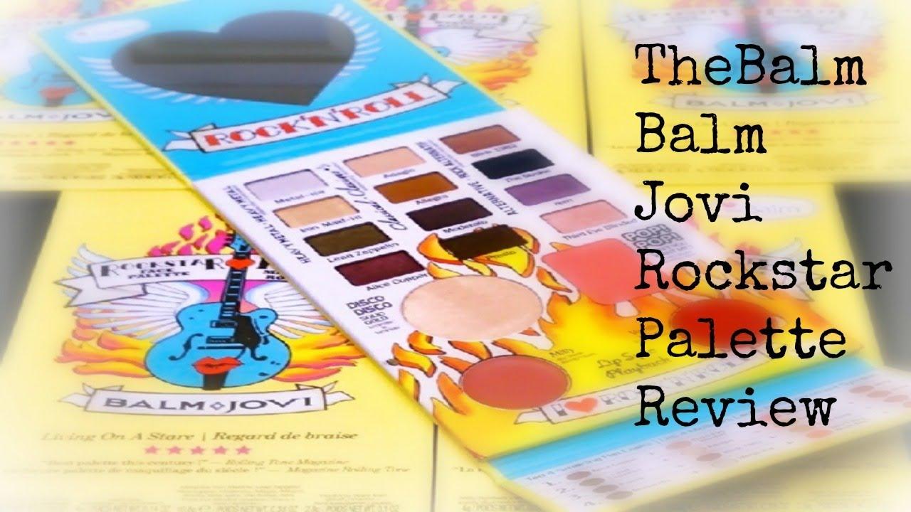 M: Customer reviews: theBalm Balm Jovi Rockstar