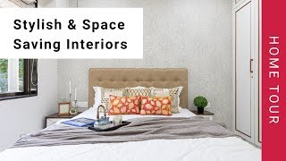 Space Saving Interior Design For A Mumbai Home