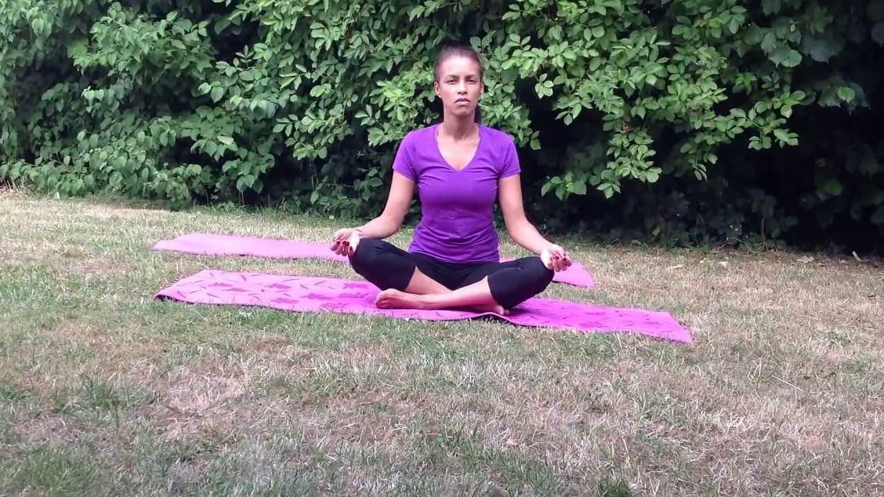 Yoga session Warm-up - YouTube