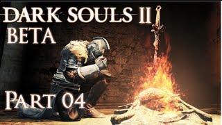 Lets Play Dark Souls 2 [EU-Beta] # 04 ~ BOSS: Executioner's Chariot / Streitwagen [german / HD]