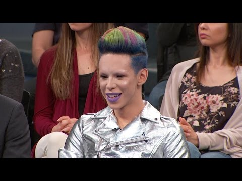 Man Wants to Become a Genderless Alien?