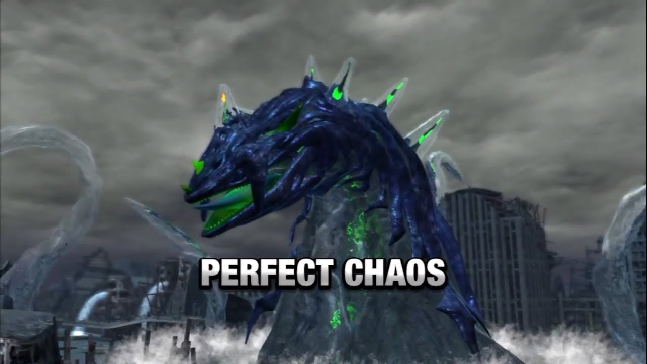 Biollante vs perfect chaos