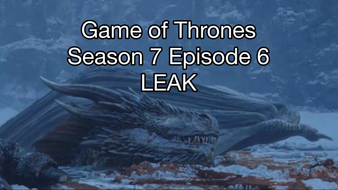 Diyanpe: Game of Thrones Season 7 Episode 6 - Death is the