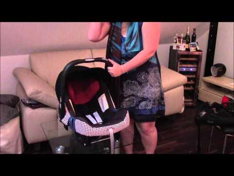 Reportage Britax Babysafe SHR II plus