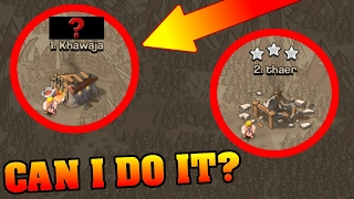 Clash Of Clans | THE PERFECT CLAN WAR? | CAN I DO IT? Live Attack!
