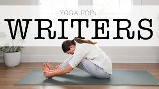 Yoga For Writers  |  Yoga With…