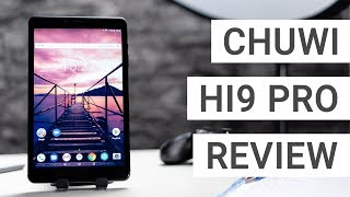Chuwi Hi9 Pro Review: Great Value With Outstanding Display