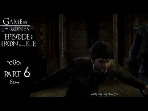 Game of Thrones - Episode 1 - Iron from Ice - Part 6 - Roose Bolton