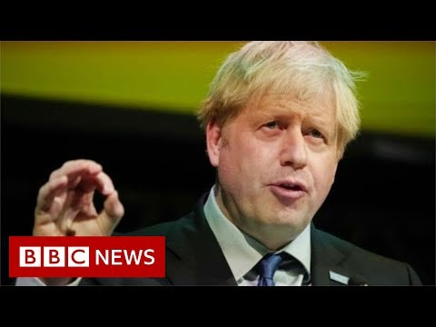 Boris Johnson 'cautiously optimistic' of Brexit deal- BBC News