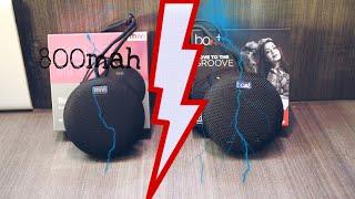 Mivi Roam v/s Boat Stone 190 Best (5W) Comparison Portable Bluetooth Speaker in Hindi...