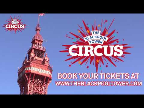 Come inside The Blackpool Tower Circus' brand-new, spectacular show!   The Guide Liverpool