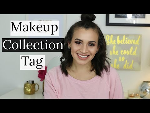 Makeup Collection Tag 2018