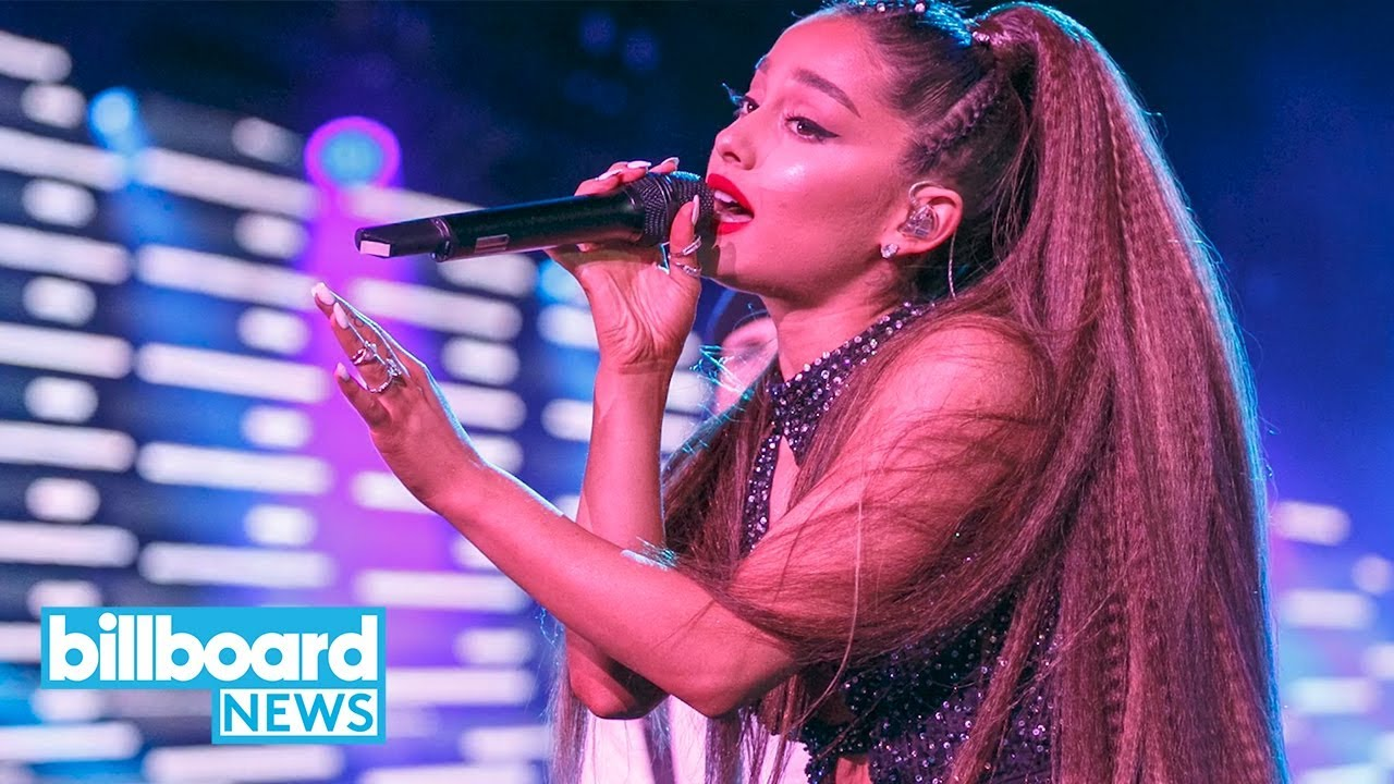 Will Ariana Grande's 'Thank U, Next' Be Her First No.1 on the Billboard Hot 100? | Billboard News