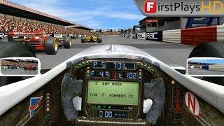 Grand Prix 3 (2000) - PC Gameplay / Win 10