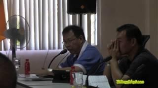 SP Biliran tackles BGI gas leak incident Part 1